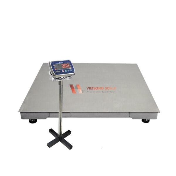 Cân sàn inox XK3101SS 1