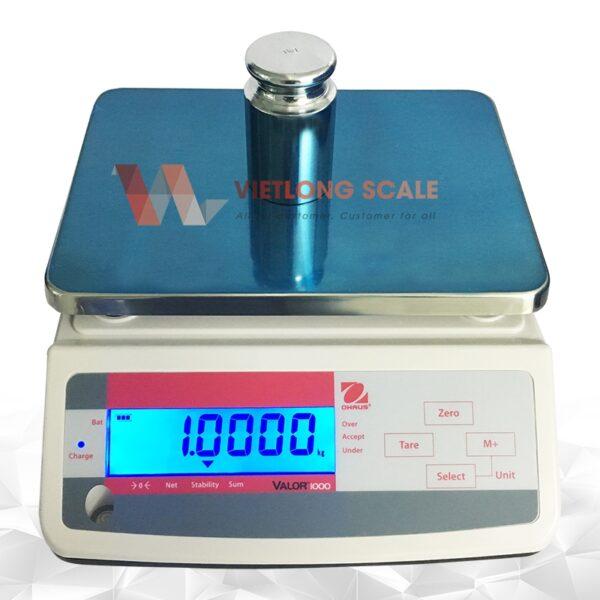 Cân điện tử Valor 1000 4