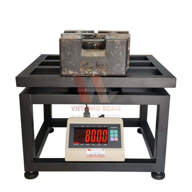 Cân ghế điện tử T7E 500kg 12