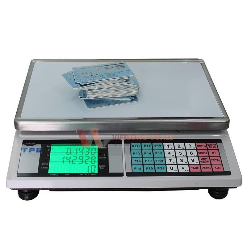 Cân đếm điện tử TPS HC 10