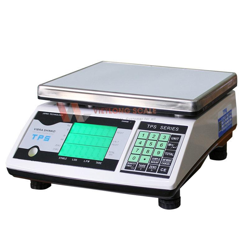 Cân đếm điện tử Vibra TPSC 8