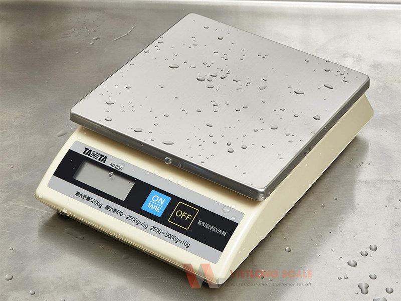 Cân điện tử KD-200 9