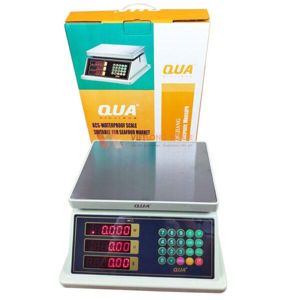 Cân tính tiền QUA 839 4